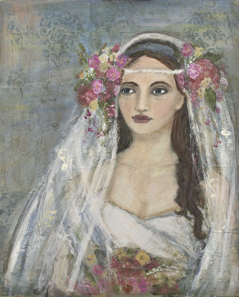 The Bride - SOLD