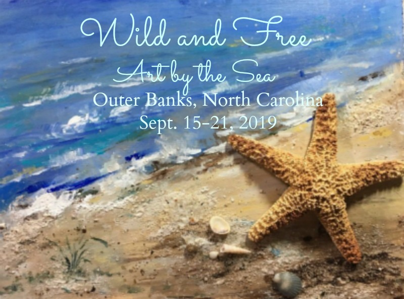 Wild and Free Art Retreat OBX 2019-Payment in Full